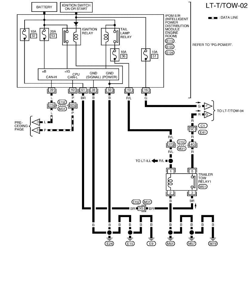 08 trailer wiring | Nissan Armada & Infiniti QX56 Forums on infiniti parts, infiniti accessories, infiniti transfer case, infiniti g20 repair manual, infiniti fuses,