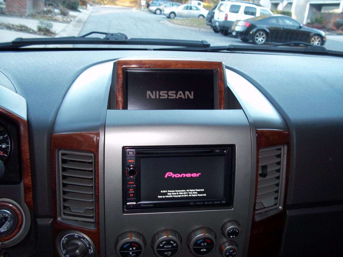 Stereo upgrade question nissan armada forum armada infiniti click image for larger version name 1000797g views 2282 size 1436 vanachro Gallery
