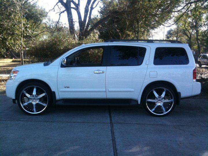 24s Or 26swhich Is Better Page 2 Nissan Armada Infiniti