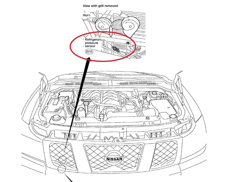 A/C Not Blowing Cold!! | Nissan Armada & Infiniti QX56 Forums