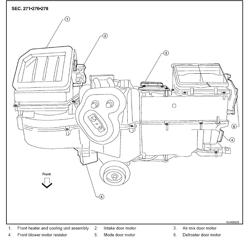 Nissan Pathfinder 2006 Transmission Diagram together with 2005 Nissan Altima Headlight Fuse Box further 4o0l4 Disable Air Conditioning 2003 Infiniti G35 Sedan besides Nissan Maxima Fuel Pressure Regulator Location together with 6nbpj Nissan Datsun Pathfinder Le 2005 Nissan Pathfinder. on 2005 nissan an ipdm