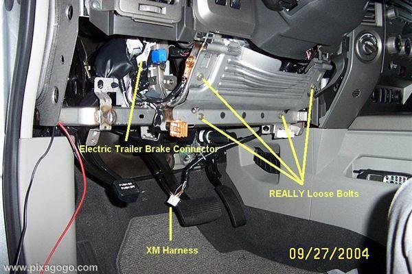 Nissan Armada Trailer Wiring Harness from www.clubarmada.com