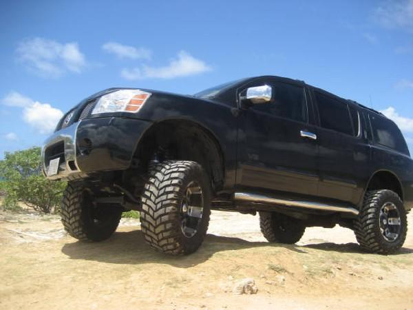 Lift Kit Nissan Armada Forum Armada Infiniti Qx56 Forums