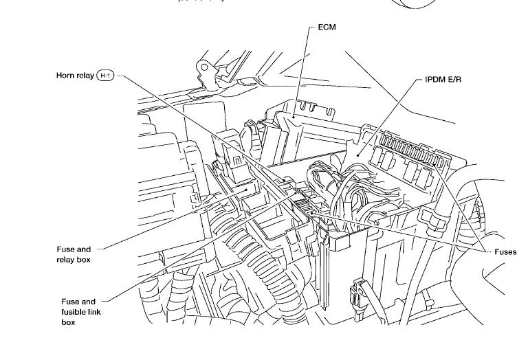 08 Infiniti Qx56 Fuse Box Wiring Diagram For Free