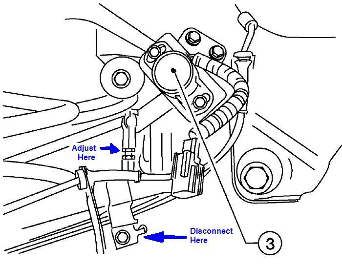 nissan armada rear suspension problems