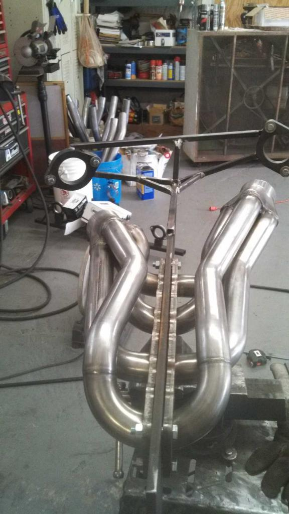 cracked exhaust manifolds | Nissan Armada & Infiniti QX56 Forums