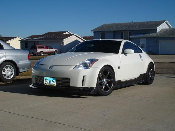 Showcase cover image for Brian-'s 2006 Nissan 350Z