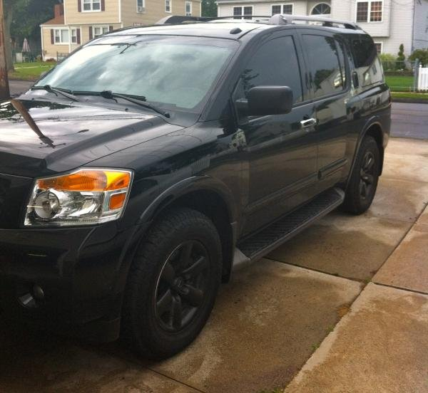 Showcase cover image for mbender83's 2008 Nissan Armada