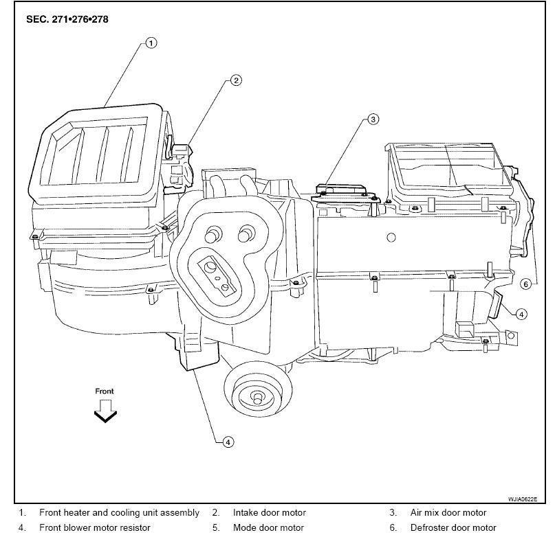 A Diagram Of 2006 Infiniti Qx56 Engine 99 Audi Quattro Fuse Box Electrical Wiring Yenpancane Jeanjaures37 Fr