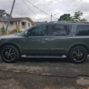La Patrona: 2010 Armada SE Transformation
